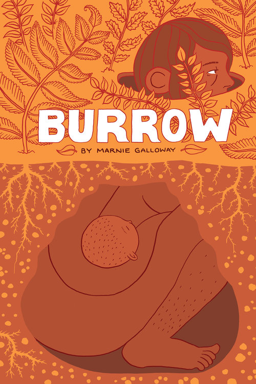 burrow marnie galloway sequential state