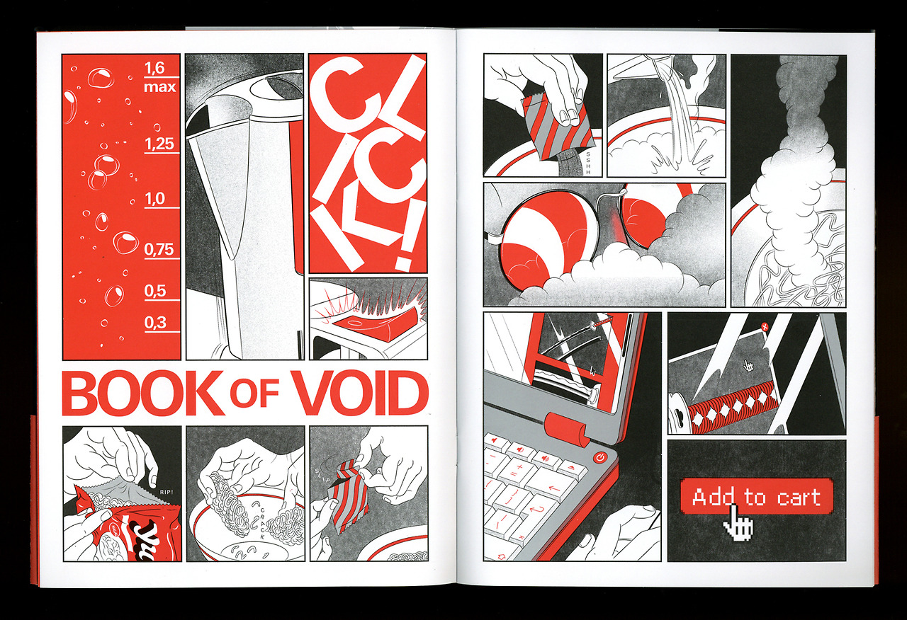 Review: Book of Void by Viktor Hachmang
