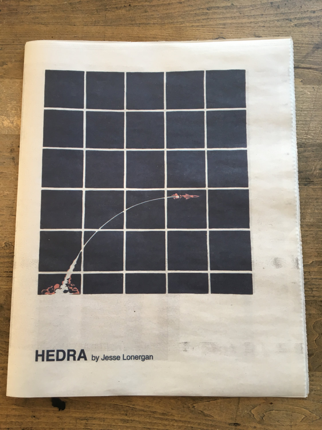 HEDRA - comic review on sequential state