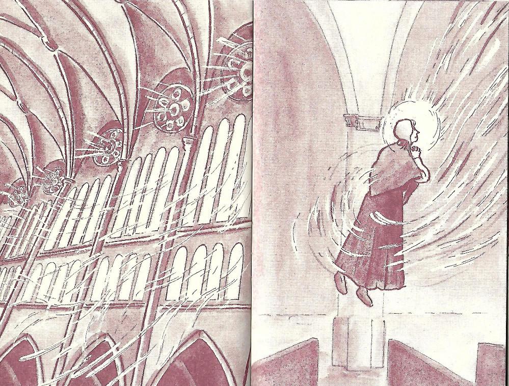 enter holy pilgrim laila milevski