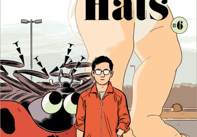 Review: Pope Hats #6: Shapeshifter by Hartley Lin